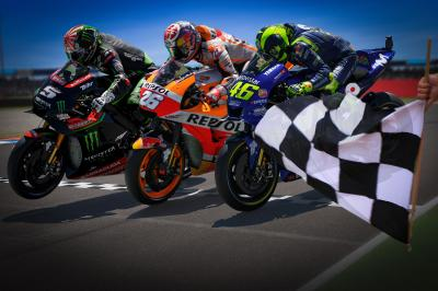Rossi, Pedrosa and Zarco: the will to win