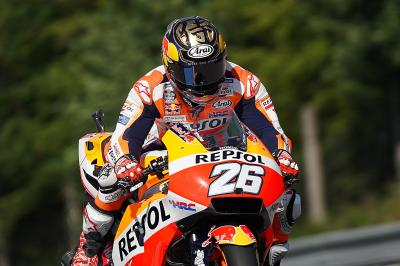 "Pedrosa: ""The important thing is to do it in qualifying"""