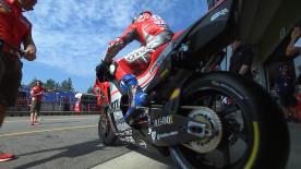 Giornata di qualifiche per la massima serie a Brno, ma prima le terze e ultime libere sono un ricco riscaldamento