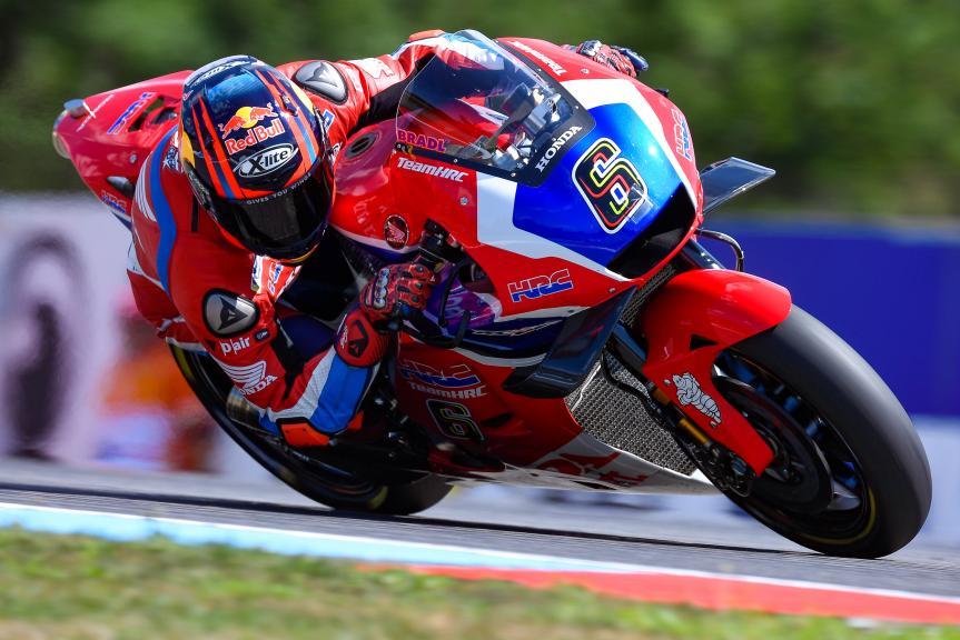 Stefan Bradl, HRC Honda Team, Monster Energy Grand Prix České republiky