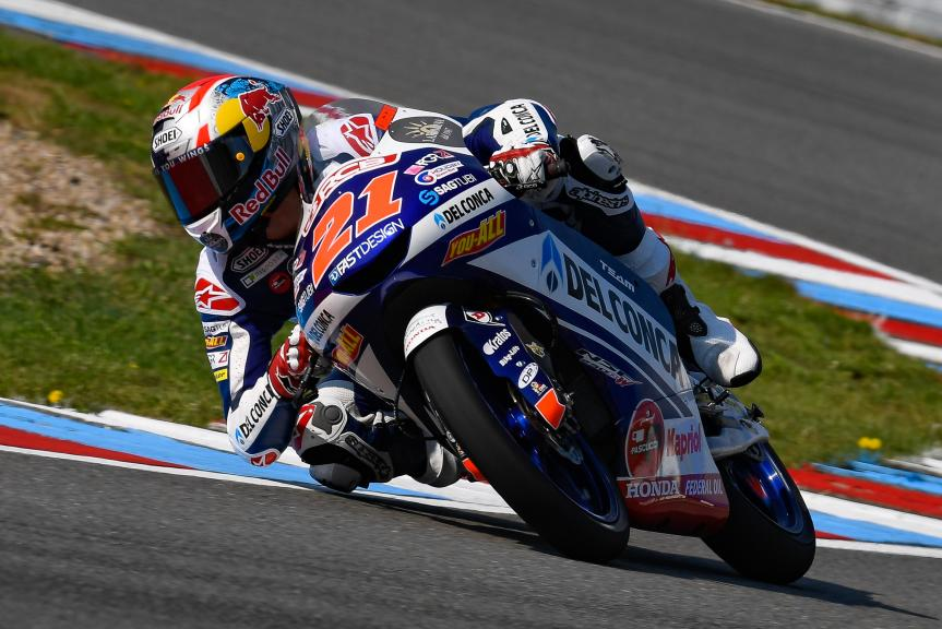 Fabio Di Giannantonio, Del Conca Gresini Moto3, Monster Energy Grand Prix České republiky