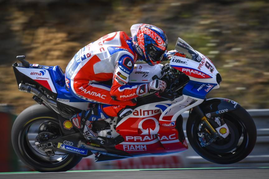 Danilo Petrucci, Alma Pramac Racing, Monster Energy Grand Prix České republiky