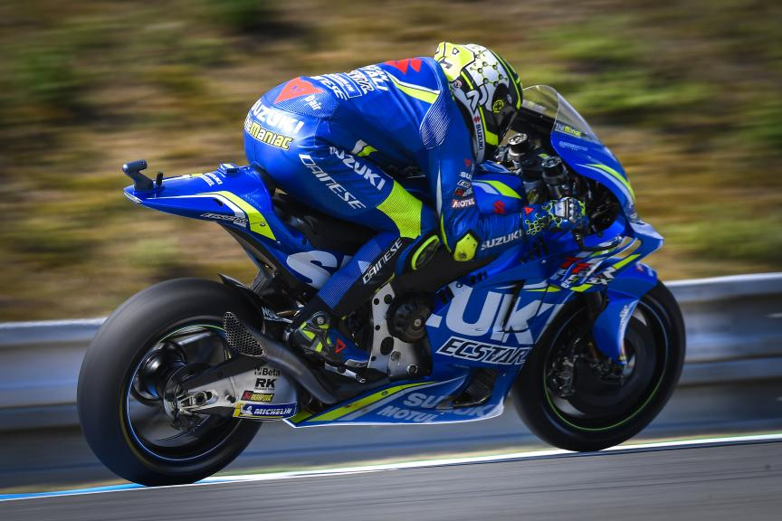 Andrea Iannone, Team Suzuki Ecstar, Monster Energy Grand Prix České republiky