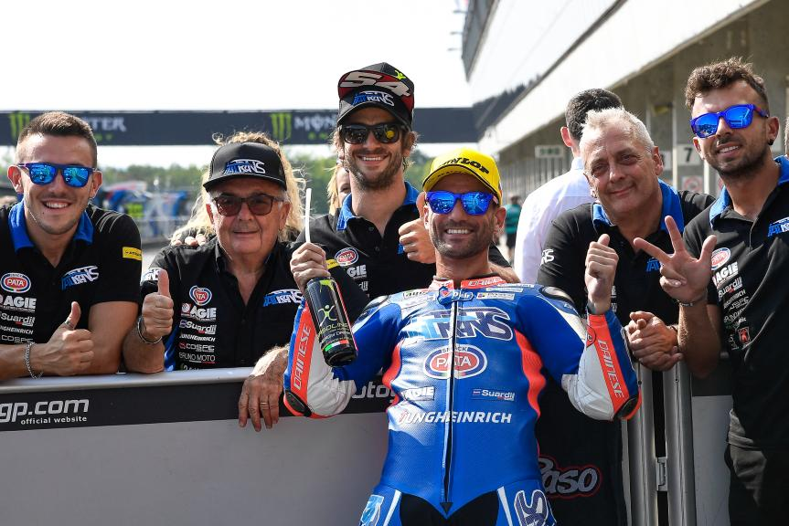 Mattia Pasini, Italtrans Racing Team, Monster Energy Grand Prix České republiky