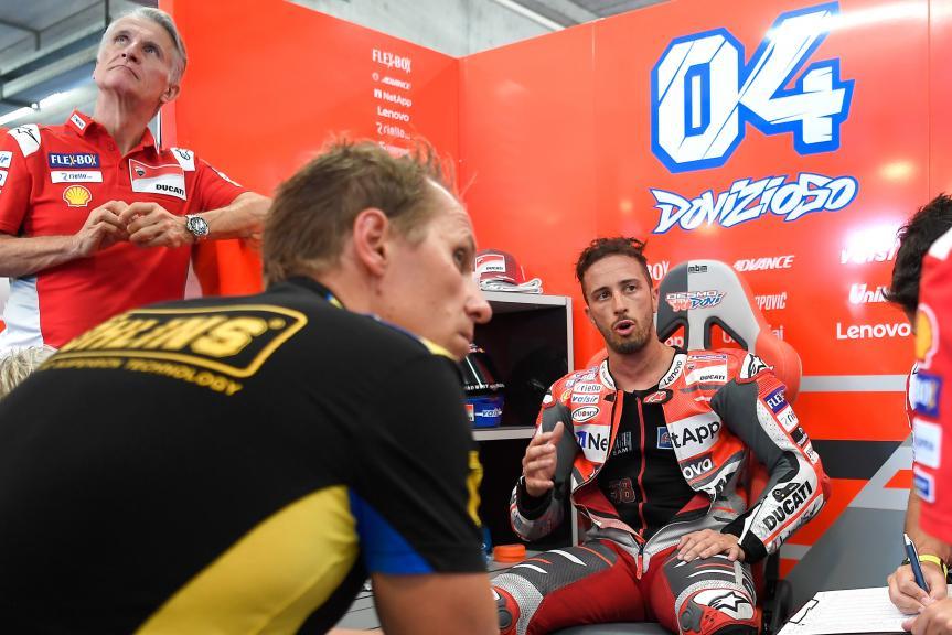 Andrea Dovizioso, Ducati Team, Monster Energy Grand Prix České republiky