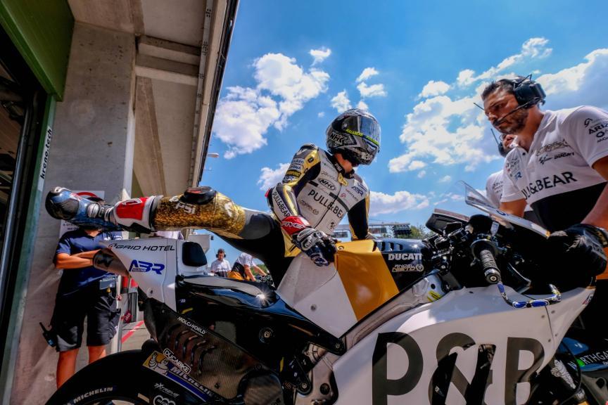 Karel Abraham, Angel Nieto Team, Monster Energy Grand Prix České republiky