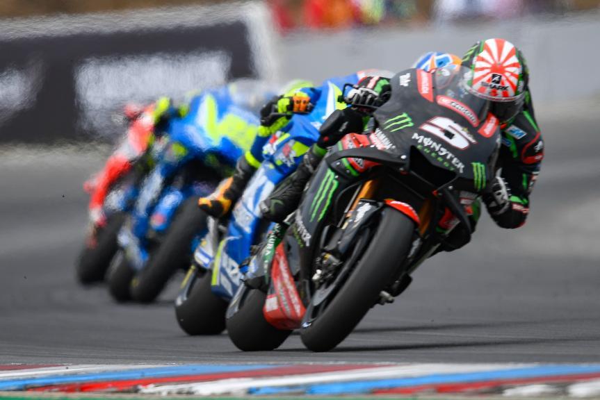 MotoGP, Monster Energy Grand Prix České republiky