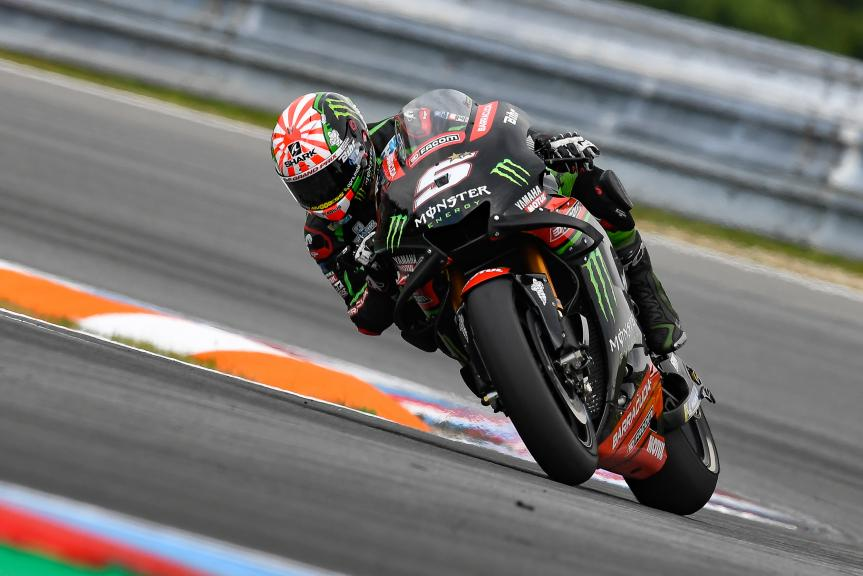 Johann Zarco, Monster Yamaha Tech 3, Monster Energy Grand Prix České republiky