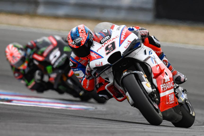 Danilo Petrucci, Alma Pramac Racing, Monster Energy Grand Prix České republiky