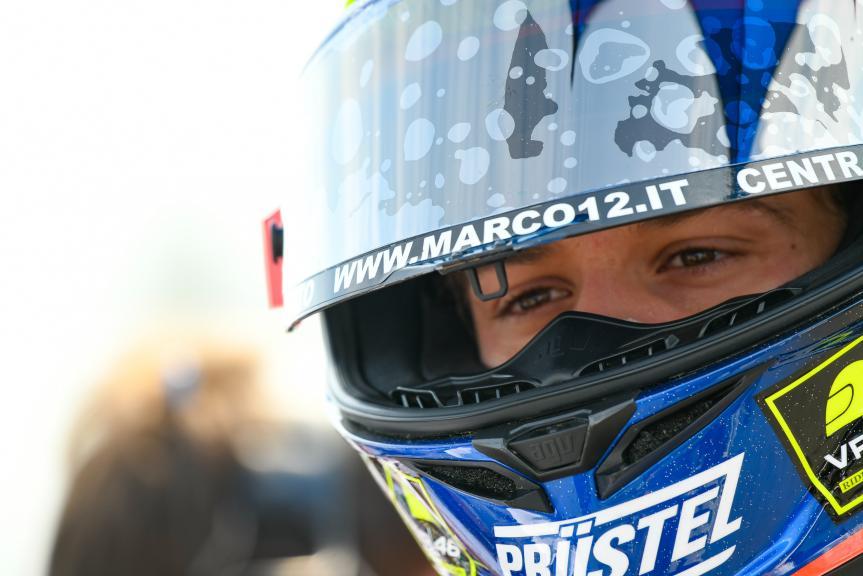 Marco Bezzecchi, Pruestelgp, Monster Energy Grand Prix České republiky