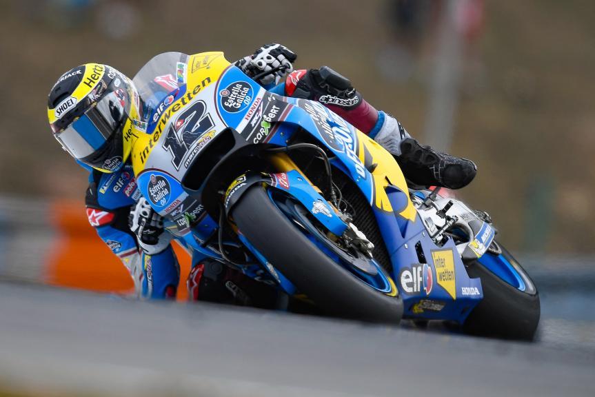 Thom Luthi, Eg 0,0 Marc VDS, Monster Energy Grand Prix České republiky