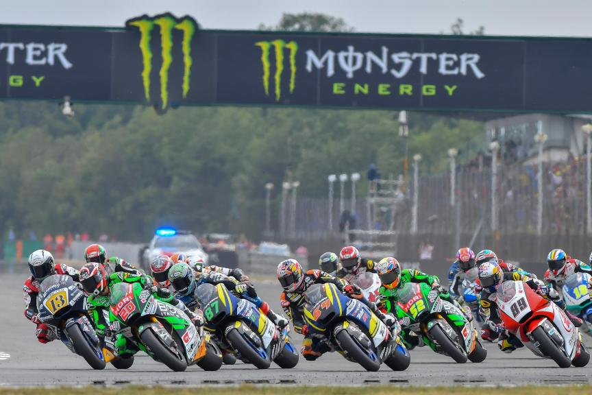 Moto2, Race, Monster Energy Grand Prix České republiky
