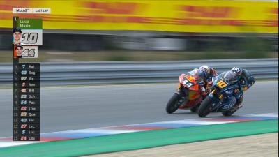 VIDEO GRATUITE : Dernier tour de folie en Moto2™ !