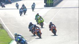 Watch the Warm Up session for Moto2™ in its entirety at Brno
