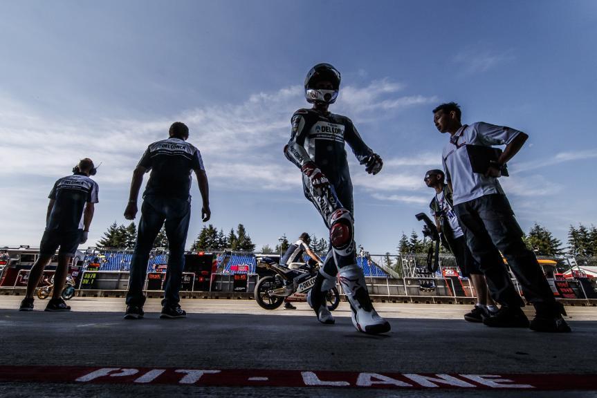 Fabio Di Giannantonio, Del Conca Gresini Moto3, Monster Energy Grand Prix České republiky