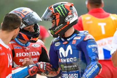 FIM Stewards Update: After an investigation into the incident between