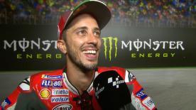 A Brno il numero 4 torna a vincere dopo cinque mesi di digiuno, è terzo in campionato