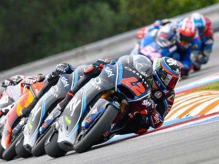 Moto2, Race, Monster Energy Grand Prix České republiky