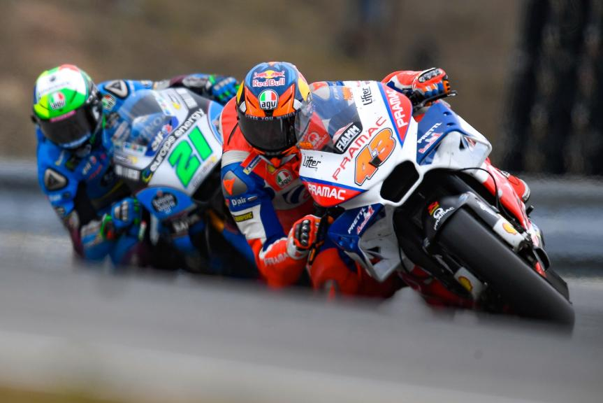 Jack Miller, Alma Pramac Racing, Monster Energy Grand Prix České republiky