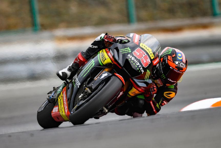 Hafizh Syahrin, Monster Yamaha Tech 3, Monster Energy Grand Prix České republiky