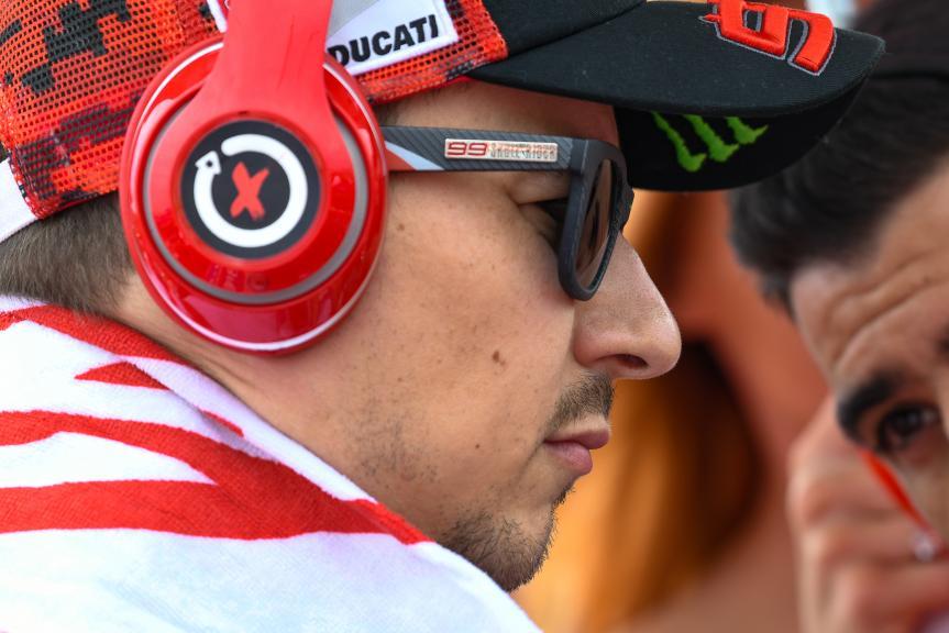 Jorge Lorenzo, Ducati Team, Marc Marquez, Repsol Honda Team, Monster Energy Grand Prix České republiky