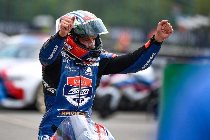 Jakub Kornfeil, Pruestelgp, Monster Energy Grand Prix České republiky