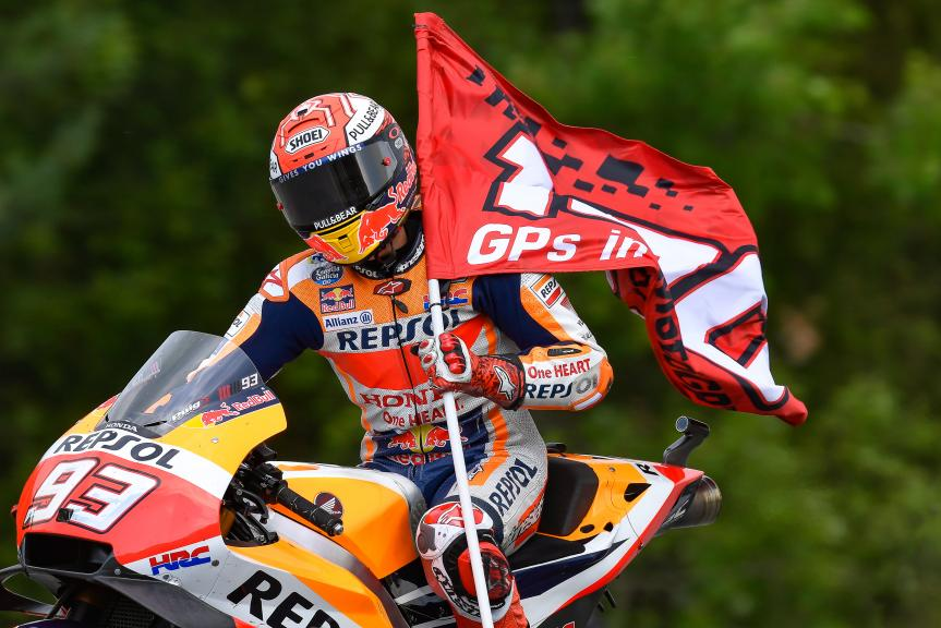 Marc Marquez, Repsol Honda Team, Monster Energy Grand Prix České republiky