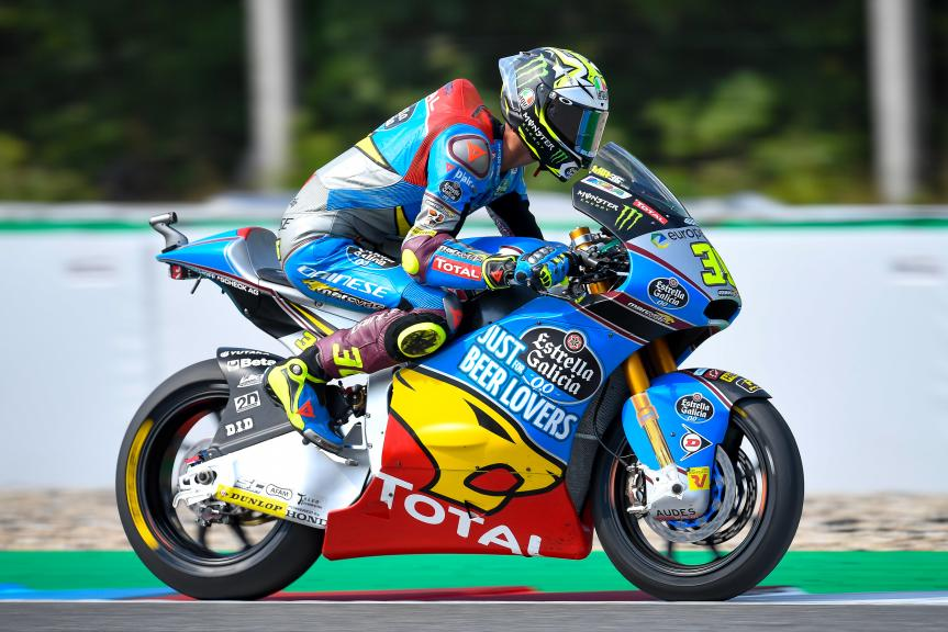 Joan Mir, Eg 0,0 Marc VDS, Monster Energy Grand Prix České republiky