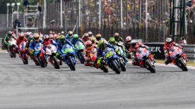 All of the incredible action from the full race session of round 10 of the MotoGP? World Championship at Brno