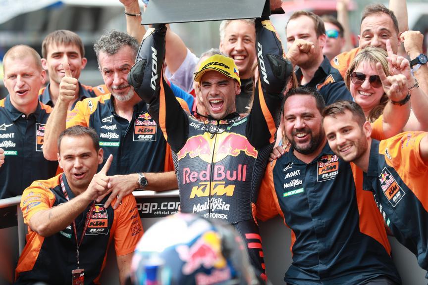 Miguel Oliveira, Red Bull KTM Ajo, Monster Energy Grand Prix České republiky