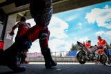 Andrea Dovizioso, Ducati Team, Czech Republic MotoGP Official Test