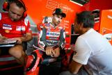 Jorge Lorenzo, Ducati Team, Czech Republic MotoGP Official Test