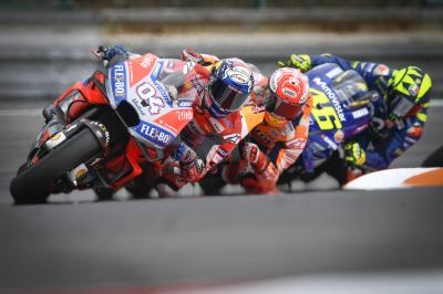 Horarios y cómo ver MotoGP™ en Austria
