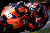 Bradley Smith, Red Bull KTM Factory Racing, Czech Republic MotoGP Official Test
