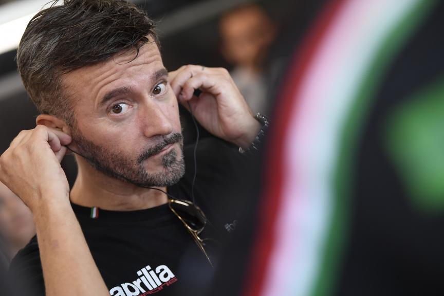 Max Biaggi, Aprilia Racing Team Gresini