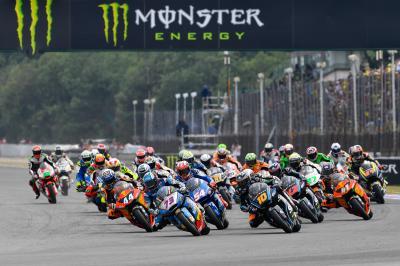La Moto2™ ha fatto 150 a Brno