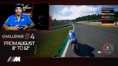 『MotoGP™ eSport Championship』~Challenge #4