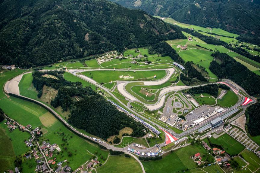 Red Bull Ring – Spielberg, Austria
