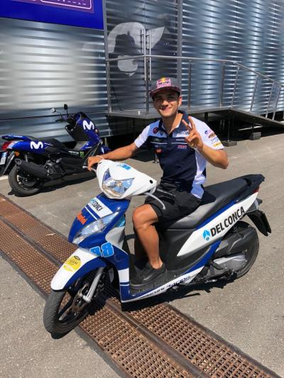 BIG NEWS in #Moto3...   @88jorgemartin has been declared fit for