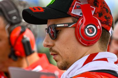 Will Ducati let Lorenzo test for Honda at Valencia?