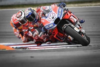 Las mejores imágenes: el Rewind del GP de la República Checa