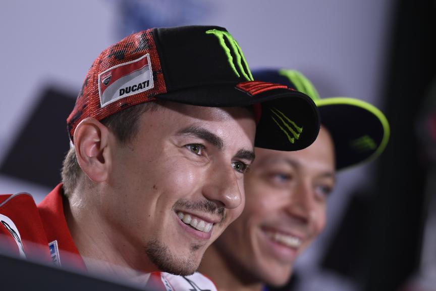 Jorge Lorenzo, Ducati Team, eyetime Motorrad Grand Prix von Österreich