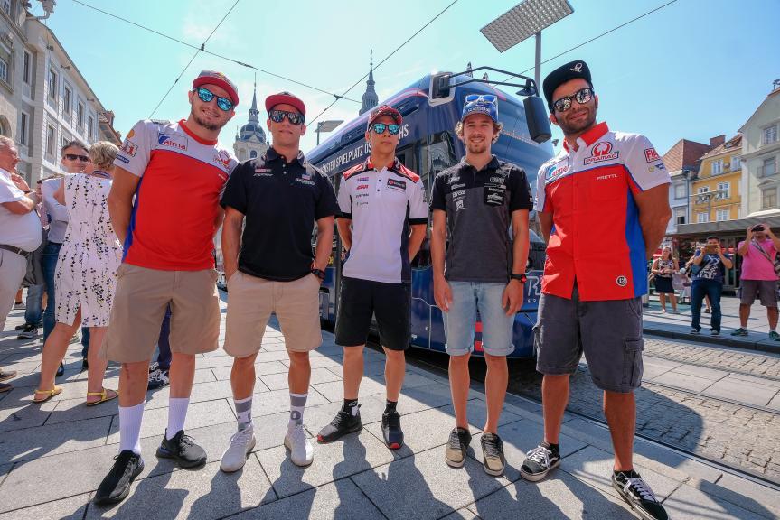 Pre-Event, eyetime Motorrad Grand Prix von Österreich