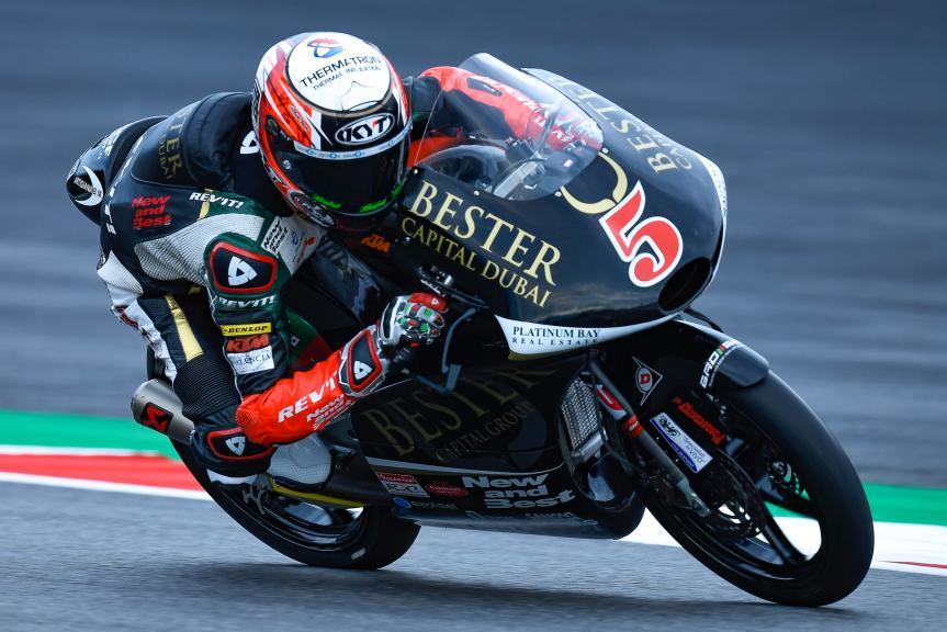 Jaume Masia, Bester Capital Dubai, eyetime Motorrad Grand Prix von Österreich