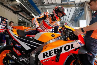 "Marquez: ""Maybe we can fight…"""
