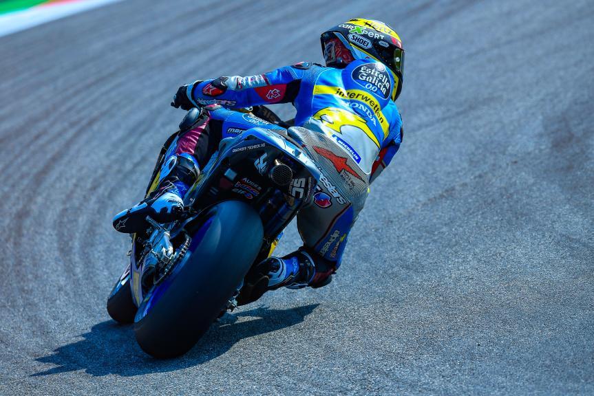 Thom Luthi, Eg 0,0 Marc VDS, eyetime Motorrad Grand Prix von Österreich