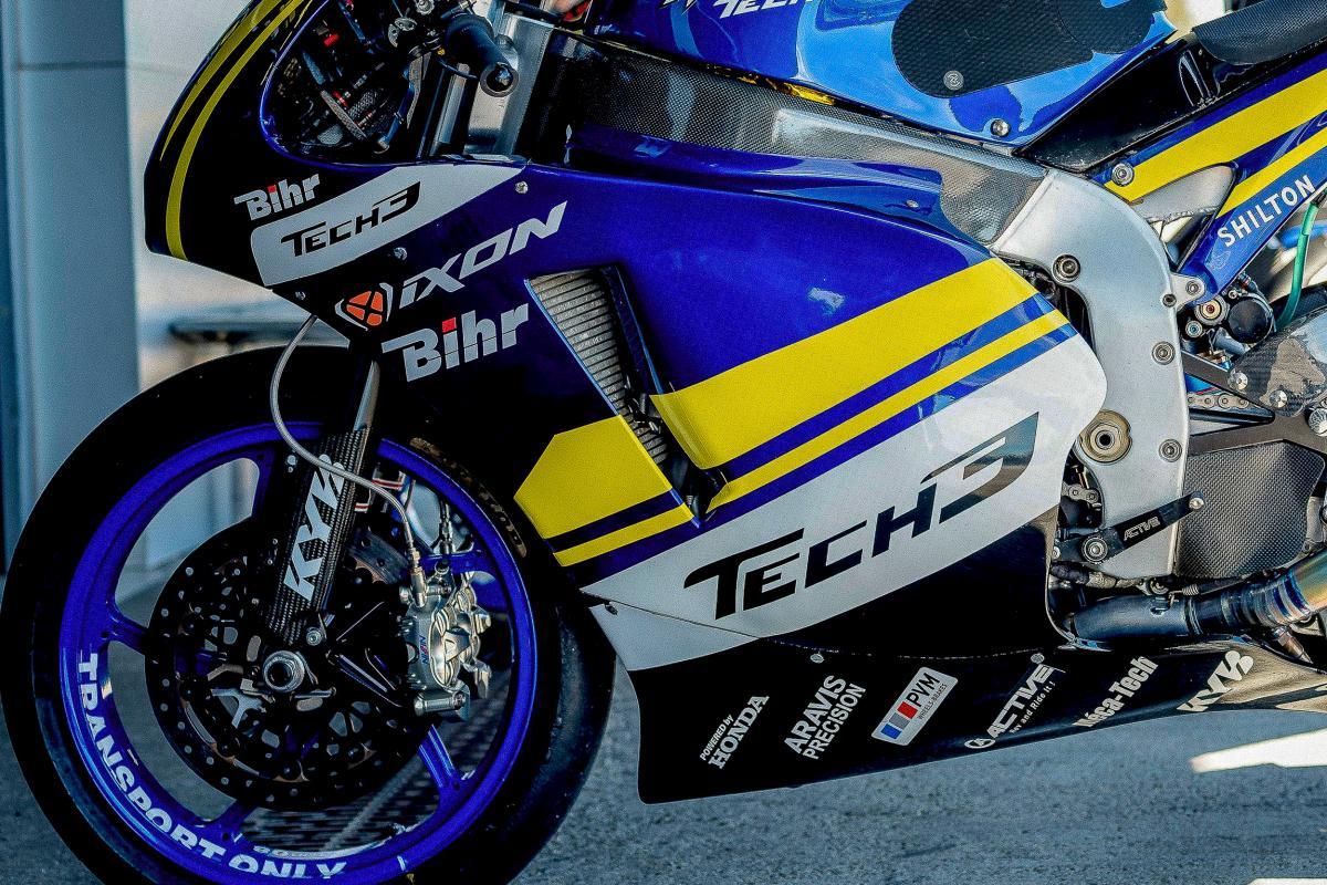 Moto2™: Bezzecchi and Oettl for 2019 Red Bull KTM Tech 3 | MotoGP™