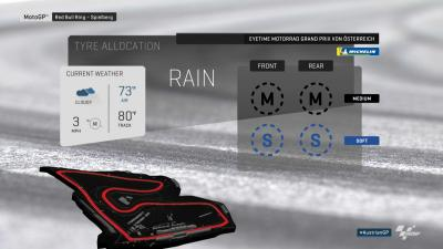 How have Michelin prepared for the Austrian GP?
