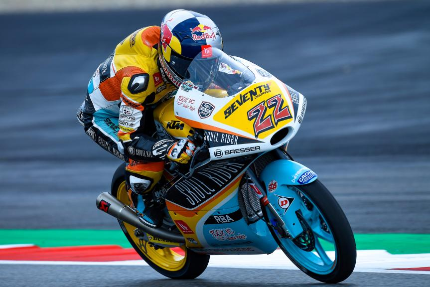 Kazuki Masaki, RBA BOE Skull Rider, eyetime Motorrad Grand Prix von Österreich