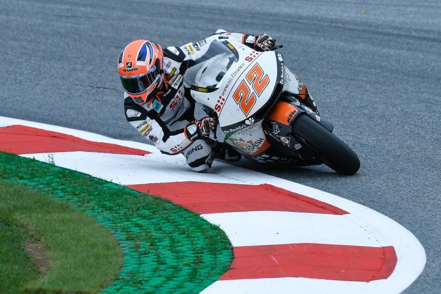 Sam Lowes, Swiss Innovative Investors, eyetime Motorrad Grand Prix von Österreich